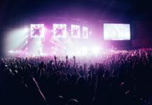 самые большие концерты
