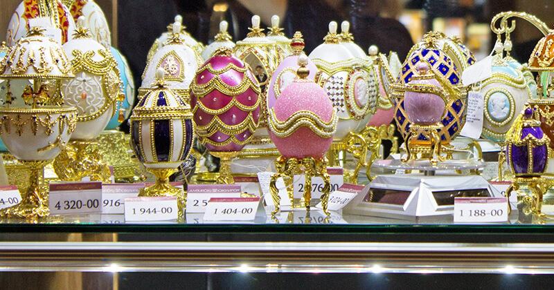 Яйца Фаберже: тайны императорской коллекции