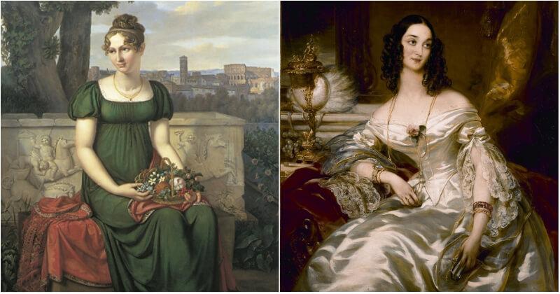 каноны красоты в разные эпохи