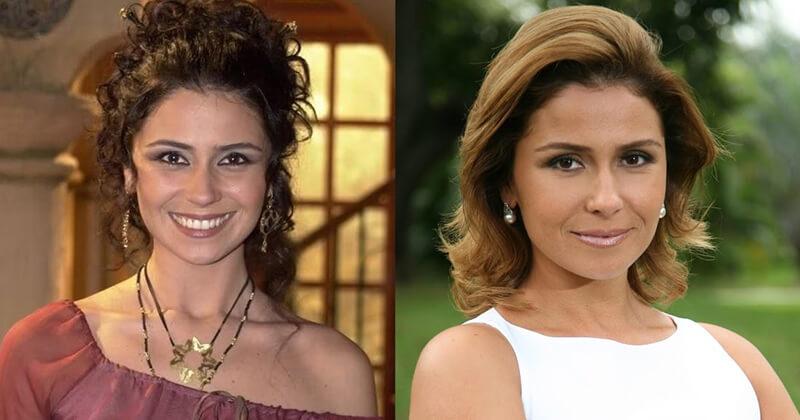звезды бразильских сериалов