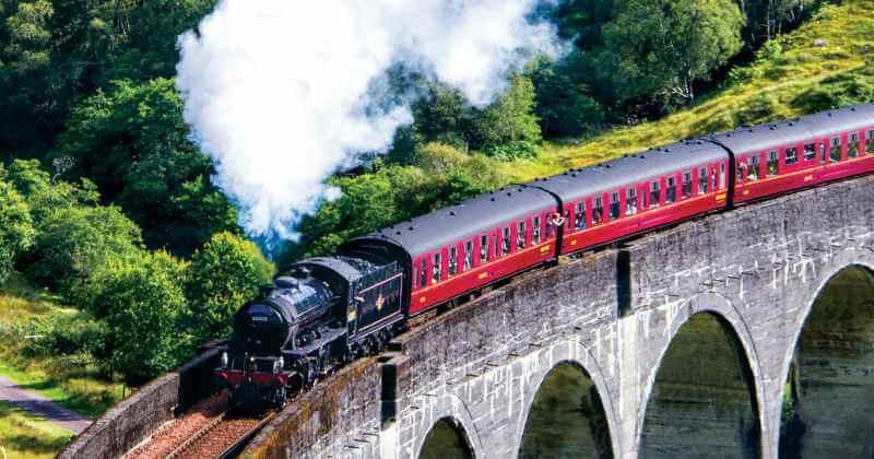 история железных дорог