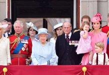 день рождения королевы великобритании