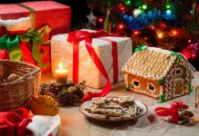 тест традиции рождества