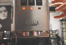 кофемашина Gaggia